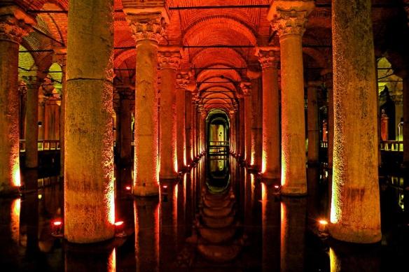 Цистерна Базилика Стамбул - Tvoygid.com