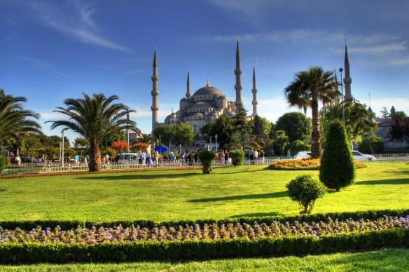 Голубая Мечеть - Tvoygid.com