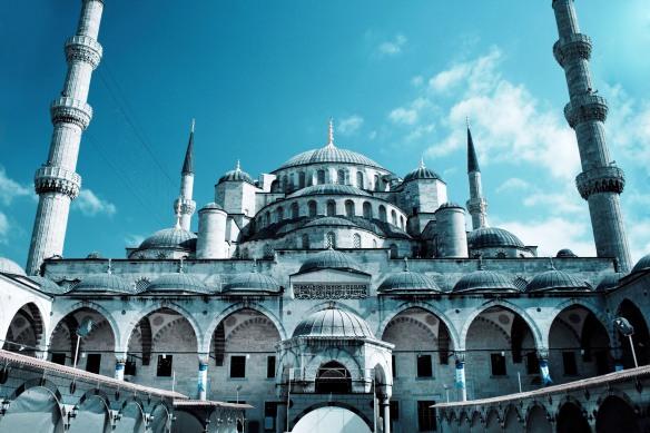 Sultan Ahmet Mosque - tvoygid.com