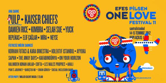 One Love Festival - Tvoygid.com