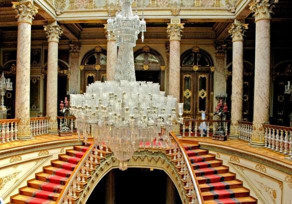 Хрустальная лестница