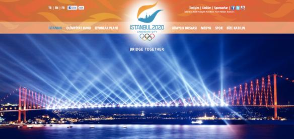 Стамбул, Олимпийские игры 2020