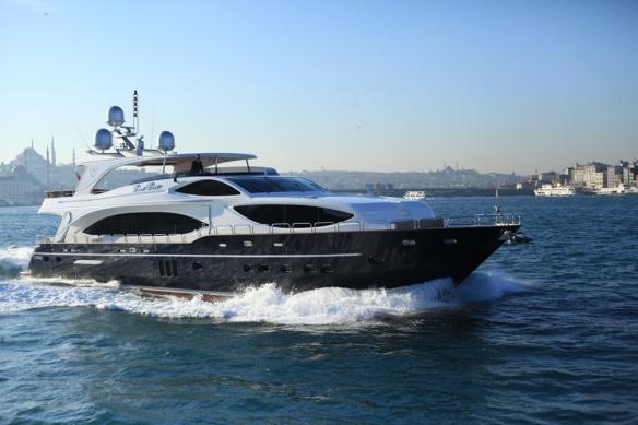 заказ частных яхт в Стамбуле