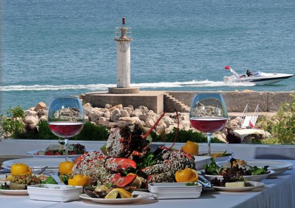 Rybniy restoran v Stambule tvoygid