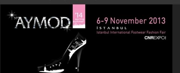 Aymod_2013_50-я Международная выставка обуви в Стамбуле (Турция)