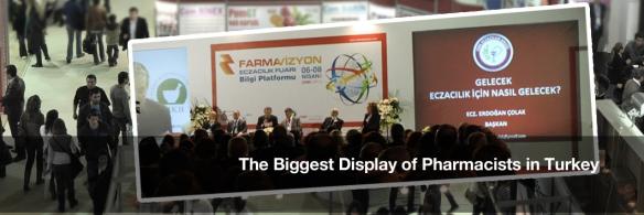 Farmavizyon – 2013 Выставка фармацевтической промышленности.