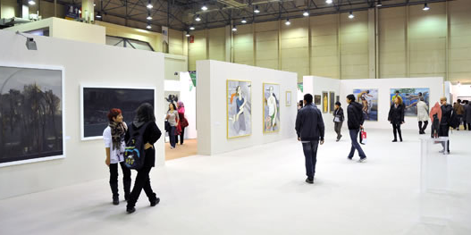 23-я международная Арт-ярмарка в Стамбуле - ARTIST 2013