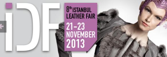8-ая Стамбульская выставка кожи 2013