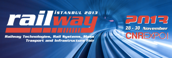 RAILWAY ISTANBUL 2013 | 28 - 30 ноября 2013