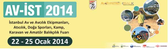 AV-IST 2014 | Стамбул, 22 - 25 января 2014 года