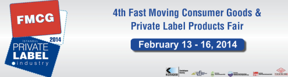 Istanbul FMCG & PRIVATE LABEL INDUSTRY 2014