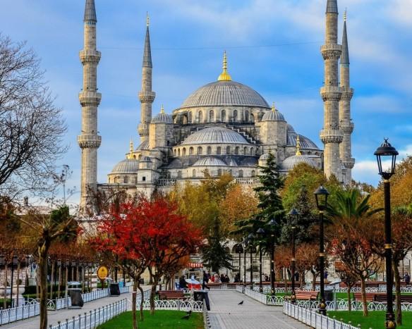 Экскурсии в Стамбуле по району Султан Ахмет